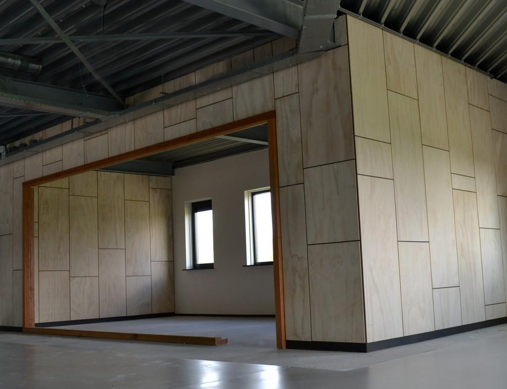 Panelenwand